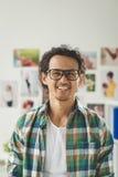 Kreativer junger Mann Lizenzfreies Stockbild