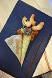 Kreativer Pfannkuchen Lizenzfreies Stockbild