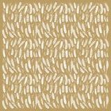 Kreativer Weizenhintergrund Lizenzfreies Stockbild