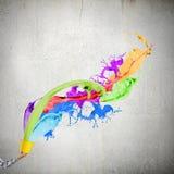 Kreatives Denken Lizenzfreies Stockbild
