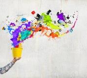 Kreatives Denken Stockfotografie