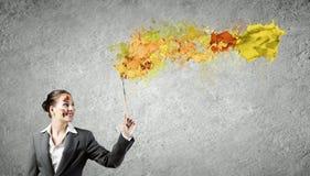 Kreatives Denken Lizenzfreie Stockfotos