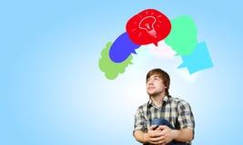 Kreatives Denken Lizenzfreie Stockfotografie