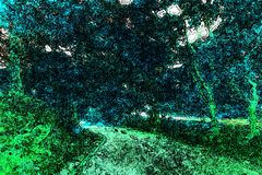 Kreatives helles buntes abstraktes Hintergrundneonmuster, textu vektor abbildung