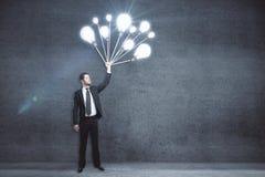 Kreatives Ideen-Konzept Lizenzfreie Stockfotos