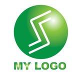 Kreatives Logo für Ihre Firma Stockfotografie
