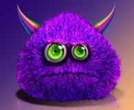 Kreatives lustiges Monster Lizenzfreies Stockbild