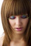 Kreatives Portrait Stockbild