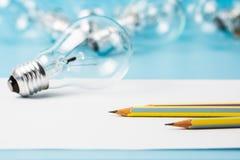 Kreatives Schreiben Lizenzfreies Stockbild
