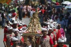 KREATIVES WIRTSCHAFTS-POTENZIAL INDONESIENS Stockbild