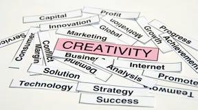 Kreativität Lizenzfreie Stockfotografie