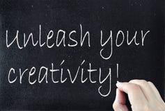 Kreativität Stockfotos