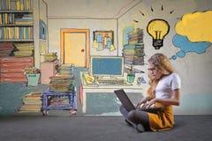 kreativität Lizenzfreies Stockbild