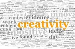 Kreativität lizenzfreie abbildung