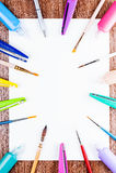 Kreativität betriebsbereit Lizenzfreie Stockbilder