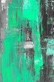Kreatywnie abstrakcjonistyczna r?ka malowa? t?o, tapeta, tekstura Abstrakcjonistycznej sztuki backgrounde ilustracji