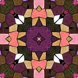 Kreatywnie abstrakcjonistyczny tło Piękno tło mandala abstrakcjonistyczny wzór kwiat bright royalty ilustracja