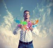 Kreatywnie biznes Fotografia Stock