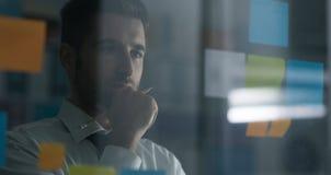 Kreatywnie biznesowa strategia i rozwiązania Obraz Stock