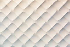 Kreatywnie falista tekstura Zdjęcie Stock