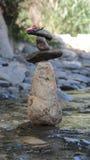 Kreatywnie kamienie obraz stock
