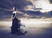 Kreatywnie moda Fotografia Stock