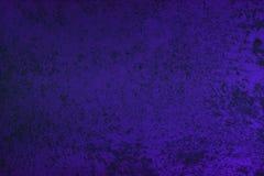 Kreatywnie podława purpurowa szorstka malująca kruszcowa nawierzchniowa tekstura dla projekta zamierza obraz stock