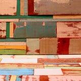 kreatywnie tła drewno Obraz Stock