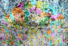 Kreatywnie tło wizerunek relaks i medytacja Obrazy Stock