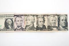 Kreatywnie Usa waluta Zdjęcie Royalty Free