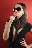 kreatywnie włosiany elegancki fotografia royalty free