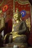 Kred Naka Buddha en el templo del gung de Yang en Kengtung fotografía de archivo libre de regalías