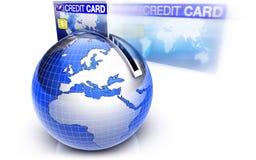 Kredit Lizenzfreies Stockbild