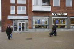 Kreditbank Stock Foto's