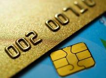 kreditering card3 Arkivfoto