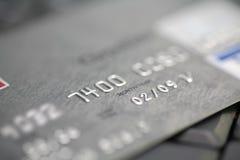 Kreditkarte Lizenzfreie Stockfotos