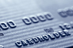 Kreditkarte Stockfotos