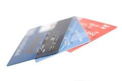 Kreditkarte s Stockfotografie