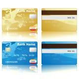 Kreditkarten Lizenzfreie Abbildung