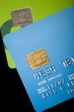 Kreditkarten. Lizenzfreies Stockfoto