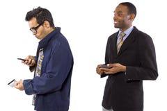 Kreditkortbedrägeri Arkivbilder