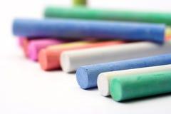 kredowy kolor fotografia stock
