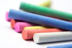 kredowy kolor zdjęcie stock