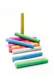 kredowy kolor obrazy stock