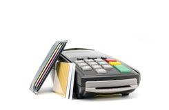 Kredytowa karta Obrazy Stock