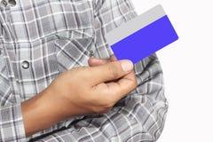 Kredytowej karty biznes zdjęcia royalty free