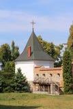 Krehivskyyklooster dichtbij Lvov, de Oekraïne Stock Foto