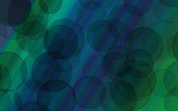 Kreis-abstraktes Muster lizenzfreie stockbilder