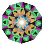 Kreis mit Latten vektor abbildung