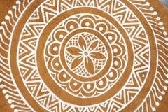 Kreis-Muster lizenzfreie stockbilder